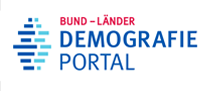 Logo Demografieportal des Bundes und der Länder